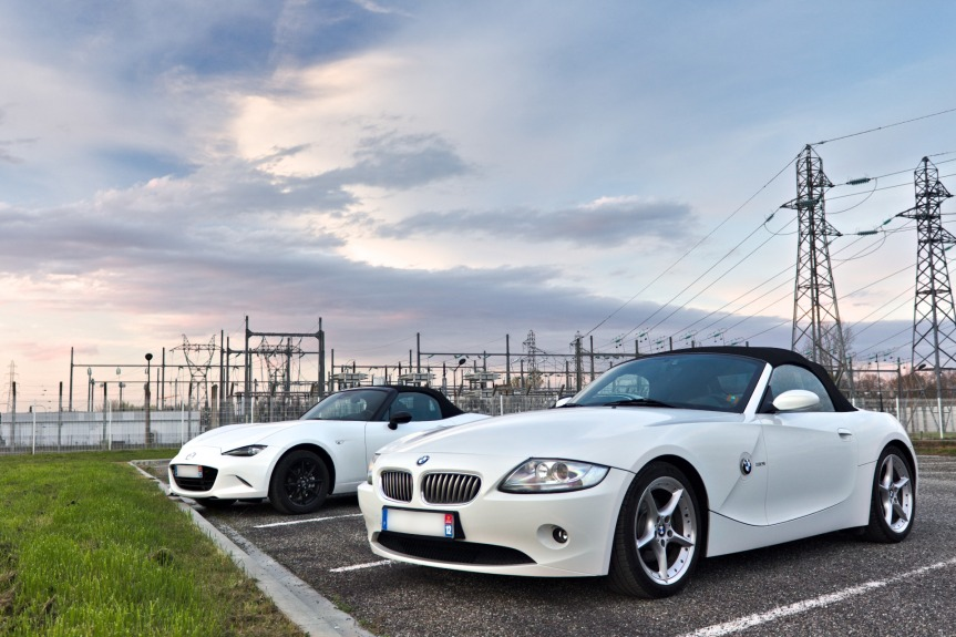 '04 BMW Z4: The Biased Review